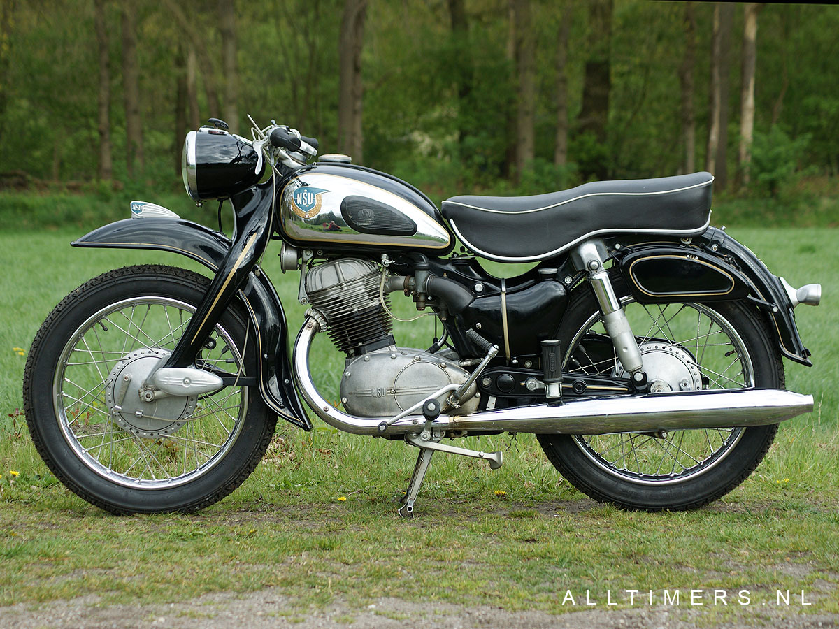 1958 nsu max 250 supermax 4300km 251 osb motorcycle pictures. Black Bedroom Furniture Sets. Home Design Ideas